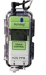 H2S Gas Monitor PPB by Acrulog