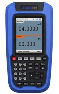 222A Multifunction Process Calibrator by Additel
