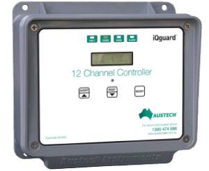 Austech 12 Channel Controller for Gas Detection