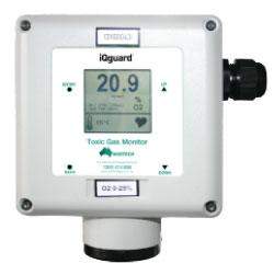 Austech by AmpControl iQguard Gas Monitor @ Aegis Sales & Service