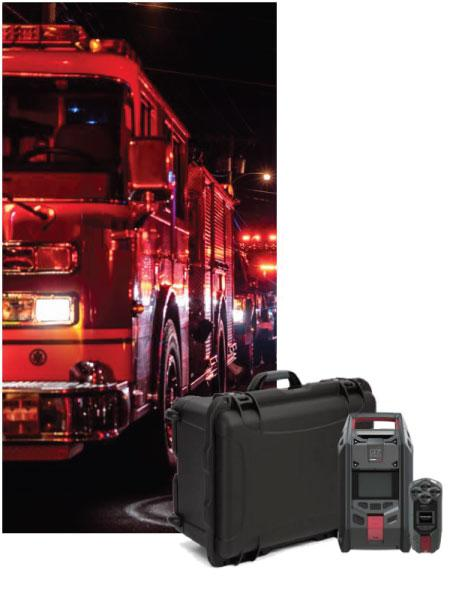 First Responder Kit for the Blackline Safety G7 EXO area monitor