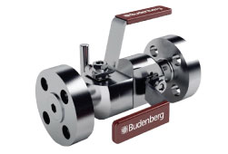97F Forged Block & Bleed Valve for Budenberg Pressure Gauges