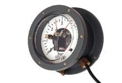 Budenberg 510 Watertight Gauge for Underground Cables