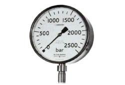 Budenberg 964GP & 564GP Very High Pressure Gauge with Safety Pattern