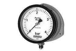 Budenberg 966TGP  Bourdon Tube Safety Pattern Pressure Gauge