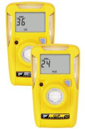 BW Clip Single Gas Detector by BW Technologies Honeywell