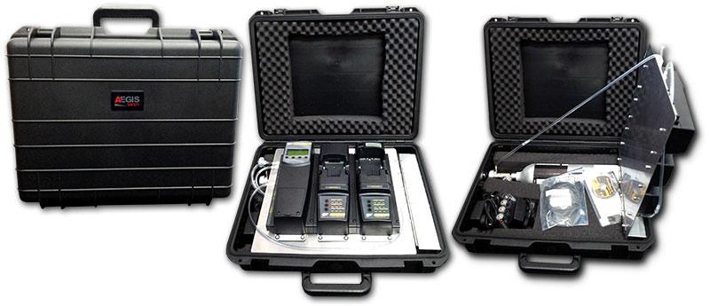 Calibration Dock Pelican Case by Aegis Sales & Service