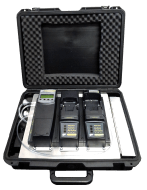 MicroDock II Calibration Kit in Pelican Case - Portable Gas Detection Hire - Aegis Sales & Service