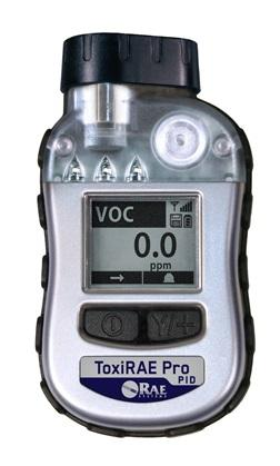 ToxiRae by Honeywell Portable Gas Detector