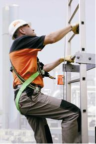 Soll Vi Go Fall Protection System from Miller Honeywell
