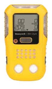 BW Clip4 by Honeywell BW Multi Gas Detection