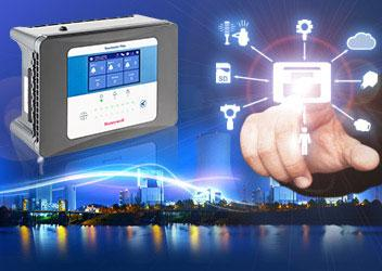 Touchpoint Plus Controller LCD touch screen by Honeywell Analytics