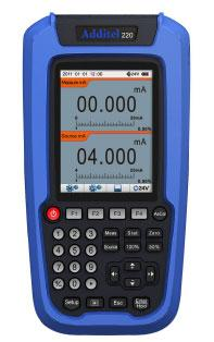 220 Multifunction Process Calibrator by Additel