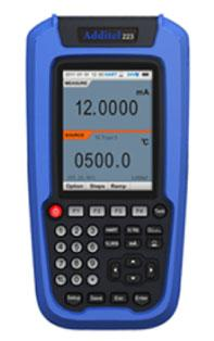 223A Documenting Process Calibrator by Additel