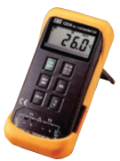 TES1306 Dual Channel Thermometer