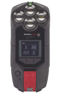 G7x Portable Gas Detector and Lone Worker Device by Blackline Safety