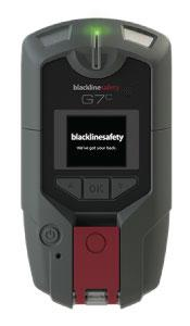 G7c Wireless Gas Detector and Lone Worker Monitor by Blackline Safety